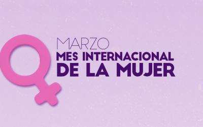 ¡Celebremos el Mes de la Mujer!