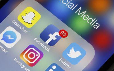 El impacto negativo de las redes sociales